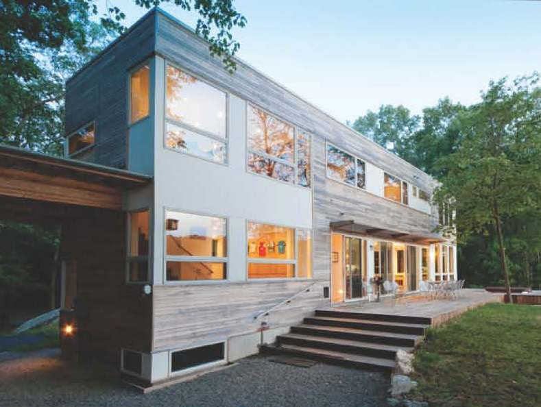 Lake Iosco House exterior - modern - exterior - new york - Resolution_ 4 Architecture_Page_1